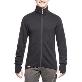 Woolpower Unisex 400 Full Zip Jacket black